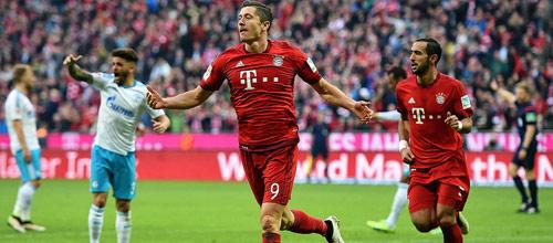 Германия, Бундеслига: Шальке 04 - Бавария