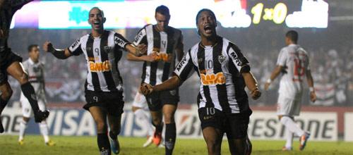 Чемпионат Бразилии: Атлетико Минейро - Америка МГ