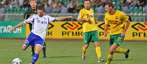 Чемпионат ФНЛ: Динамо - Кубань