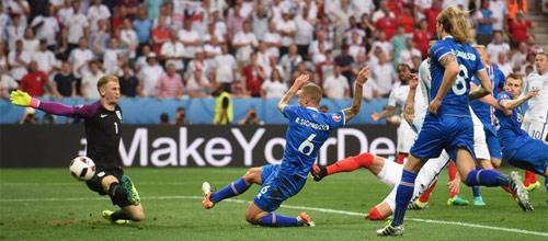 Чемпионат Мира 2018, квалификация: Исландия - Финляндия