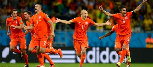 ЧМ-2018, квалификация: Нидерланды - Беларусь