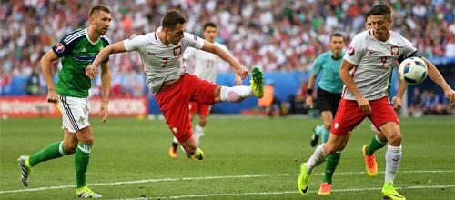 ЧМ-2018, квалификация: Польша - Дания