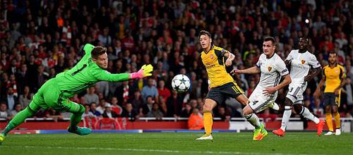 Лига Чемпионов: Лудогорец - Арсенал