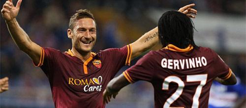 Лига Европы, групповой этап: Рома - Аустрия