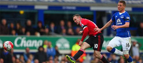 Английская Премьер-лига: Эвертон - Манчестер Юнайтед
