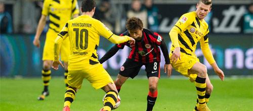 Чемпионат Германии: Боруссия Дортмунд - Бавария