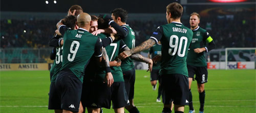 Лига Европы: Шальке - Краснодар