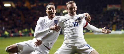 Отборочный матч ЧМ-2018: Англия - Шотландия
