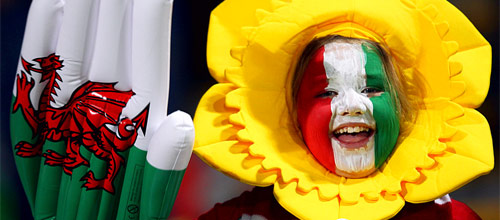 Отборочный матч ЧМ-2018: Уэльс - Сербия