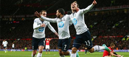 Англия, Премьер-лига: Манчестер Юнайтед - Тоттенхэм