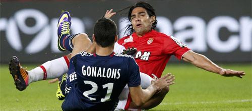 Франция, Лига 1: Монако - Лион