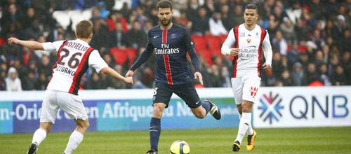 Франция, Лига 1: ПСЖ - Ницца
