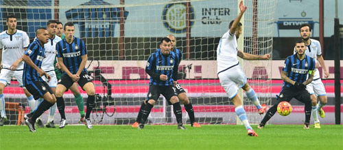 Италия, Серия А: Интер - Лацио