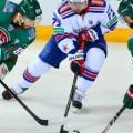КХЛ, Регулярный чемпионат: Ак Барс - СКА