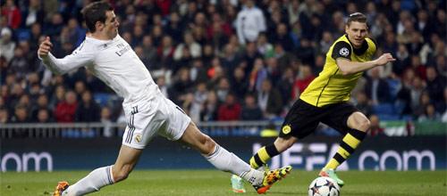 Лига Чемпионов: Реал Мадрид - Боруссия Дортмунд