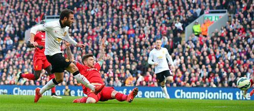 АПЛ: Манчестер Юнайтед - Ливерпуль