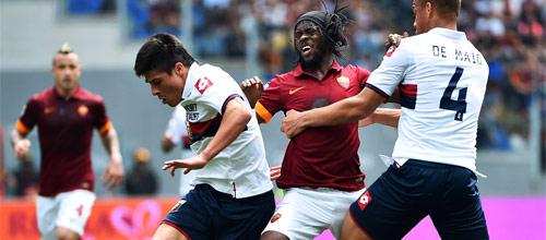 Италия, Серия А: Дженоа - Рома