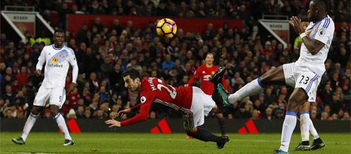 Кубок Англии: Манчестер Юнайтед - Рединг