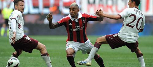 Кубок Италии: Милан - Торино