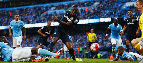 Чемпионат Англии: Вест Хэм - Манчестер Сити