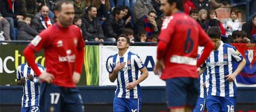 Чемпионат Испании: Эспаньол - Осасуна