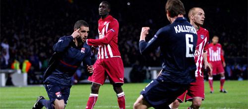 Франция, Лига 1: Бордо - Лион