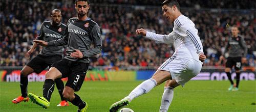 Испания, Примера: Реал Мадрид - Эспаньол