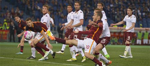 Италия, Серия А: Рома - Торино