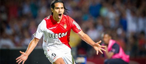 Лига Чемпионов: Манчестер Сити - Монако