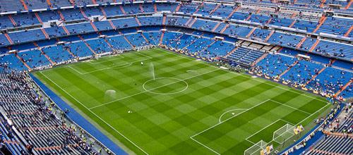 Лига Чемпионов: Реал Мадрид - Наполи