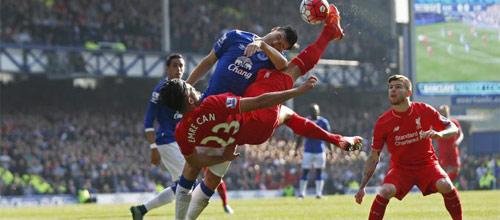 Англия, Премьер-лига: Ливерпуль - Эвертон