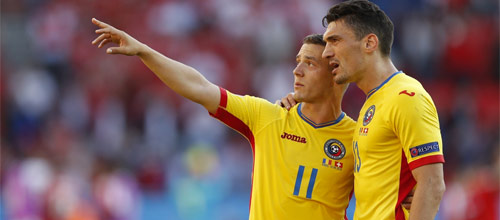 ЧМ-2018, квалификация: Румыния - Дания