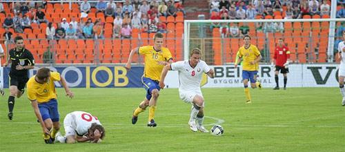 ЧМ-2018, квалификация: Швеция - Беларусь