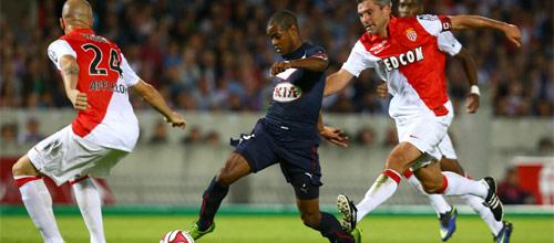 Франция, Лига 1: Монако - Бордо