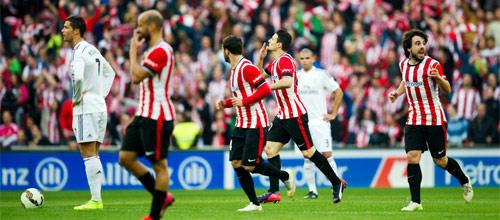 Испания, Примера: Атлетик Бильбао - Реал Мадрид