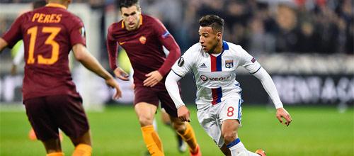 Лига Европы: Рома - Лион