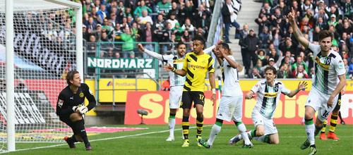Чемпионат Германии: Боруссия М - Боруссия Д