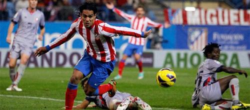 Чемпионат Испании: Атлетико Мадрид - Осасуна