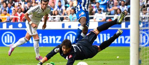 Чемпионат Испании: Депортиво - Реал Мадрид