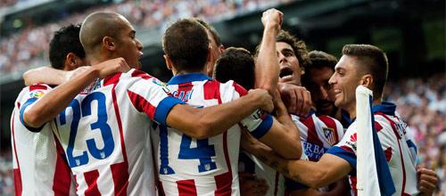 Лига Чемпионов: Атлетико Мадрид - Лестер