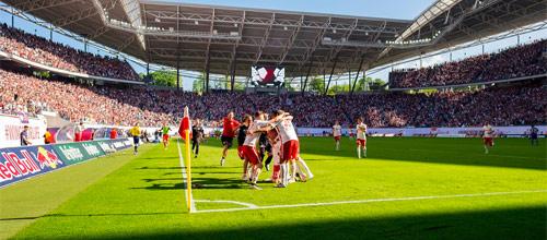 Чемпионат Германии: Лейпциг - Бавария