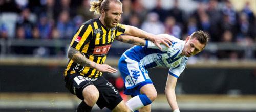 Швеция, Высшая лига: Хеккен - Эстерсунд