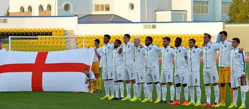 Молодёжный Чемпионат Европы: Швеция U-21 - Англия U-21