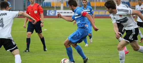 Чемпионат Белоруссии: Ислочь - Нафтан