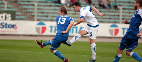 Лига Европы, квалификация: Рунавик - Динамо Минск
