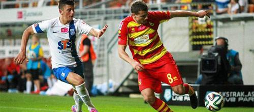 Лига Европы, квалификация: Ягеллония - Динамо Батуми