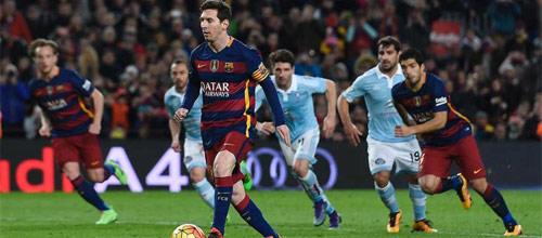 Чемпионат Испании: Барселона - Сельта