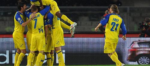 Чемпионат Италии: Беневенто - Кьево