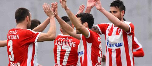 Лига Европы: Црвена Звезда - Кельн