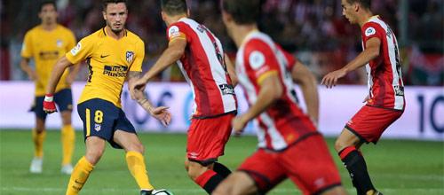 Чемпионат Испании: Атлетико Мадрид - Жирона